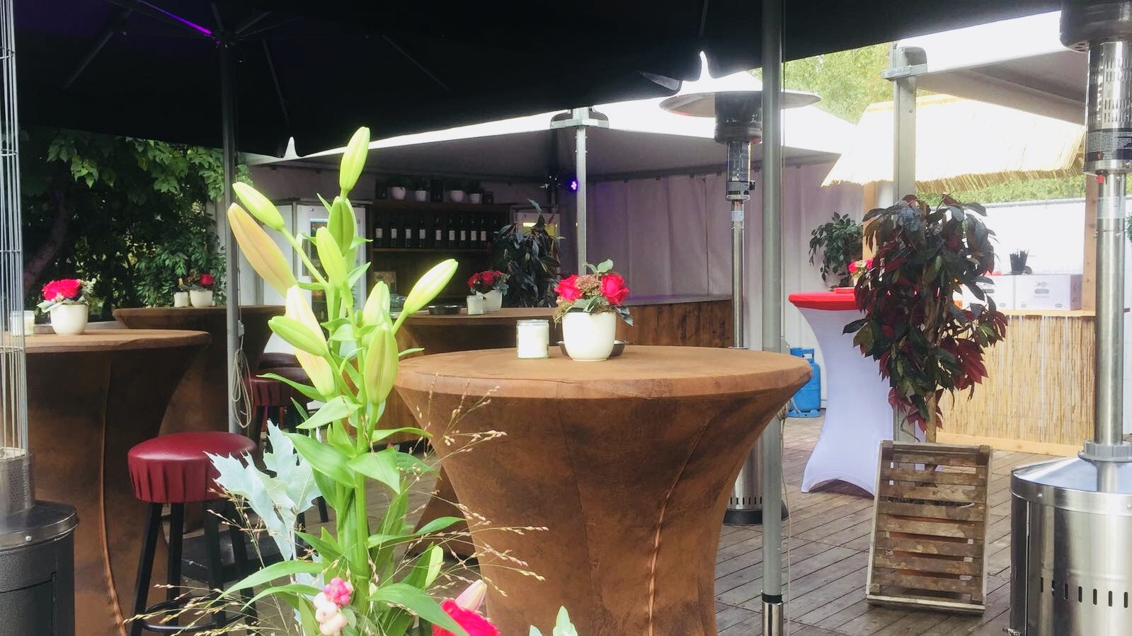 bruiloft emmen rietlanden hapjes drankjes aankleding eurocatering 4