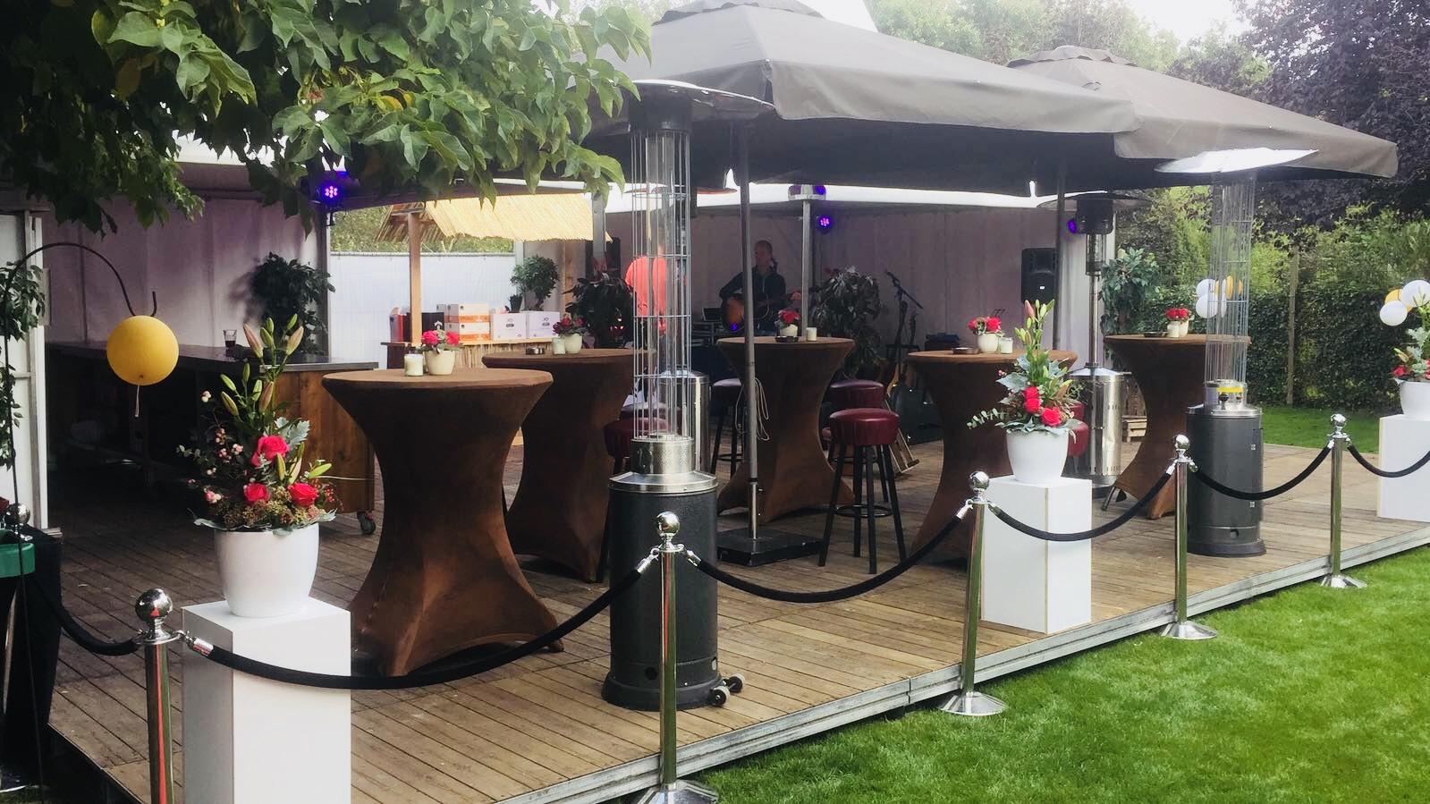 bruiloft emmen rietlanden hapjes drankjes aankleding eurocatering 2
